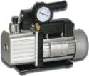 Pompa Vacuum 2 Trepte VP22200SG cu Manometru si Solenoid Termo Dinamic